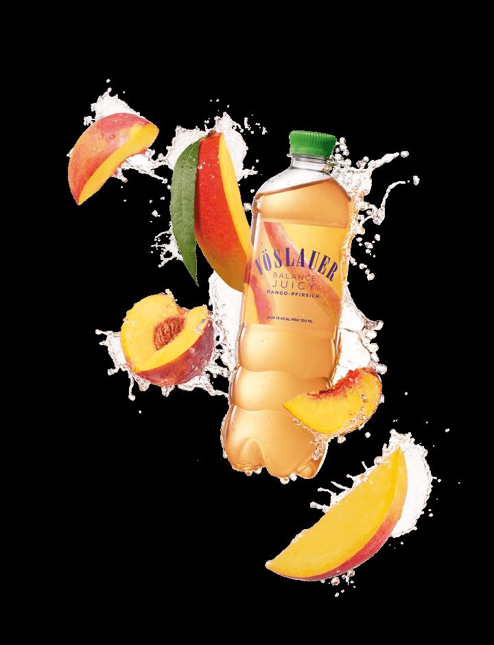 Vöslauer Balance Mango-Pfirsich