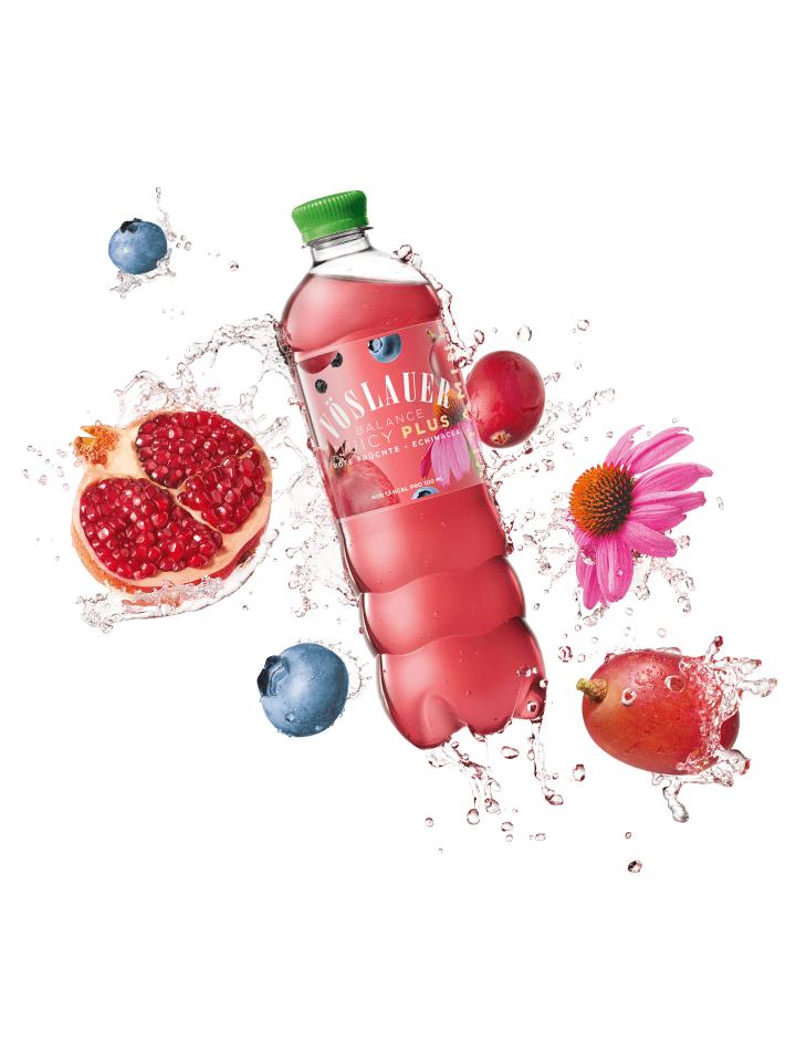 Vöslauer Balance Plus Rote Früchte